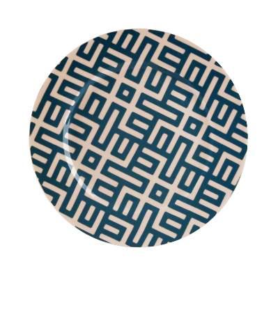 Cermiczny niebieski talerz deserowy-010-2014-05-22 _ 12_50_40-80