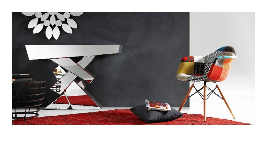 Krzesła na bukowych nogach aby urządzić pokój w awangardowym i minimalistycznym stylu