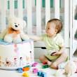 Pufa w dziecięcym pokoju ? modny i funkcjonalny dodatek