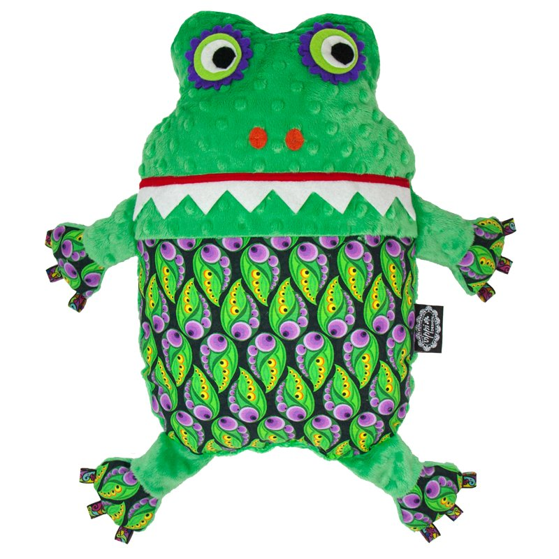 Poduszka Krokodyl Mandale