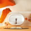 Umywalki nablatowe – styl, lekkość i elegancja
