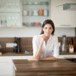 Kuchnia modna i praktyczna - ścianki przyblatowe