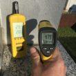 Powietrze pod specjalnym nadzorem  – wpływ temperatury na elewacje i zaprawy mineralne