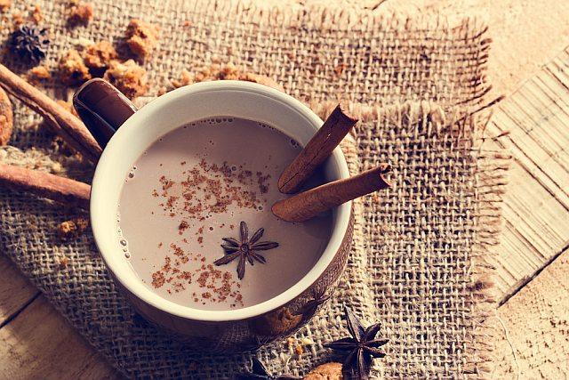Herbata na przesilenie wiosenne