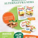 Roślinna alternatywa sera - SimplyV